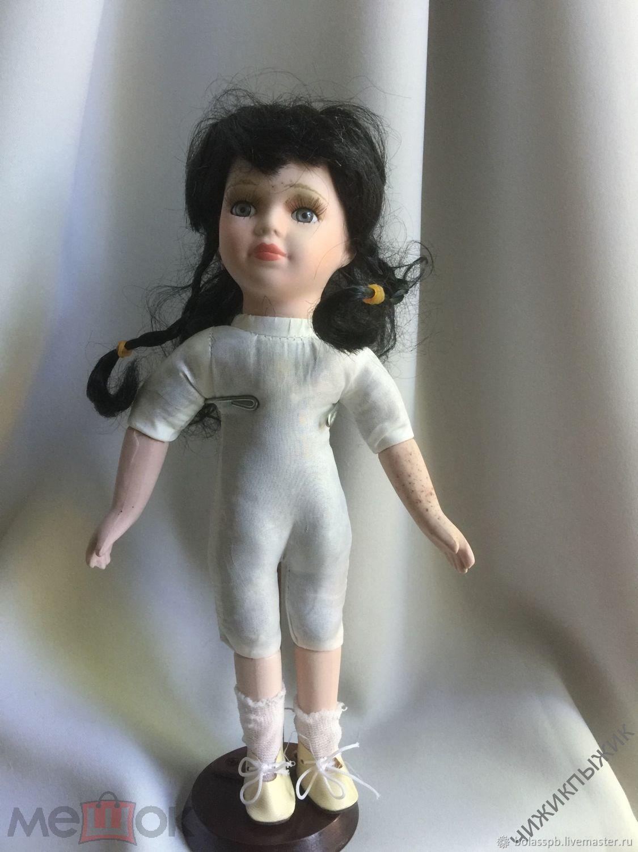 Тело для кукол кукла тело голова руки парик, Заготовки для кукол и игрушек, Санкт-Петербург,  Фото №1
