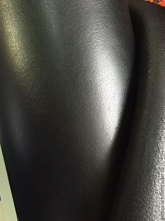 Шитье ручной работы. Ярмарка Мастеров - ручная работа. Купить Чепрак (Прибалтика) черный. Handmade. Чепрак, кожа, кожа натуральная