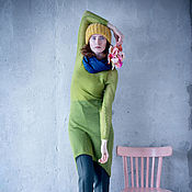 Одежда ручной работы. Ярмарка Мастеров - ручная работа Платье Airy. Handmade.