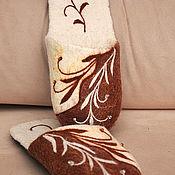 """Обувь ручной работы. Ярмарка Мастеров - ручная работа """"Узоры на песке"""". Handmade."""