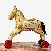 Для дома и интерьера handmade. Livemaster - original item Statuette of a horse