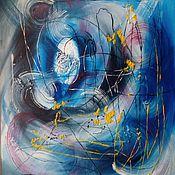 Картины и панно ручной работы. Ярмарка Мастеров - ручная работа Сензухт( девятое чувство. Handmade.
