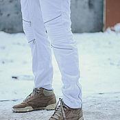 ручной работы. Ярмарка Мастеров - ручная работа SALE Мужские джинсы. Handmade.