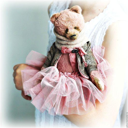 Мишки Тедди ручной работы. Ярмарка Мастеров - ручная работа. Купить Amoret. Handmade. Кремовый, бежевый, подарок, мишка в пачке
