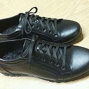 Обувь ручной работы. Ярмарка Мастеров - ручная работа Кроссовки мужские. Handmade.