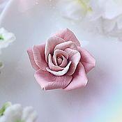 Материалы для творчества handmade. Livemaster - original item Rose mini 9 silicone mold (3D). Handmade.
