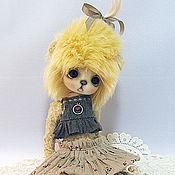 Куклы и игрушки ручной работы. Ярмарка Мастеров - ручная работа Мишка Полин. Handmade.