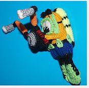 Куклы и игрушки ручной работы. Ярмарка Мастеров - ручная работа Дайвер подводный  фотограф. Handmade.