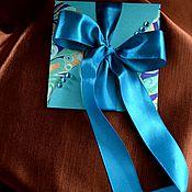 Открытки ручной работы. Ярмарка Мастеров - ручная работа конверт подарочный. Handmade.