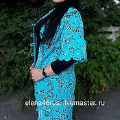 Одежда handmade. Livemaster - original item Summer coat. Handmade.