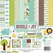 Набор бумаги Bundle of Joy Boy Collection Kit 30х30