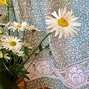 """Одежда ручной работы. Ярмарка Мастеров - ручная работа Легкая летняя юбка """"Розочка"""". Handmade."""