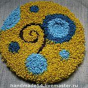 Для дома и интерьера ручной работы. Ярмарка Мастеров - ручная работа Настольный коврик. Handmade.