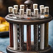 Для дома и интерьера handmade. Livemaster - original item stand: Oval spice rack. Handmade.