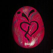 """Фен-шуй и эзотерика ручной работы. Ярмарка Мастеров - ручная работа Амулет """"Открытое сердце"""". Handmade."""