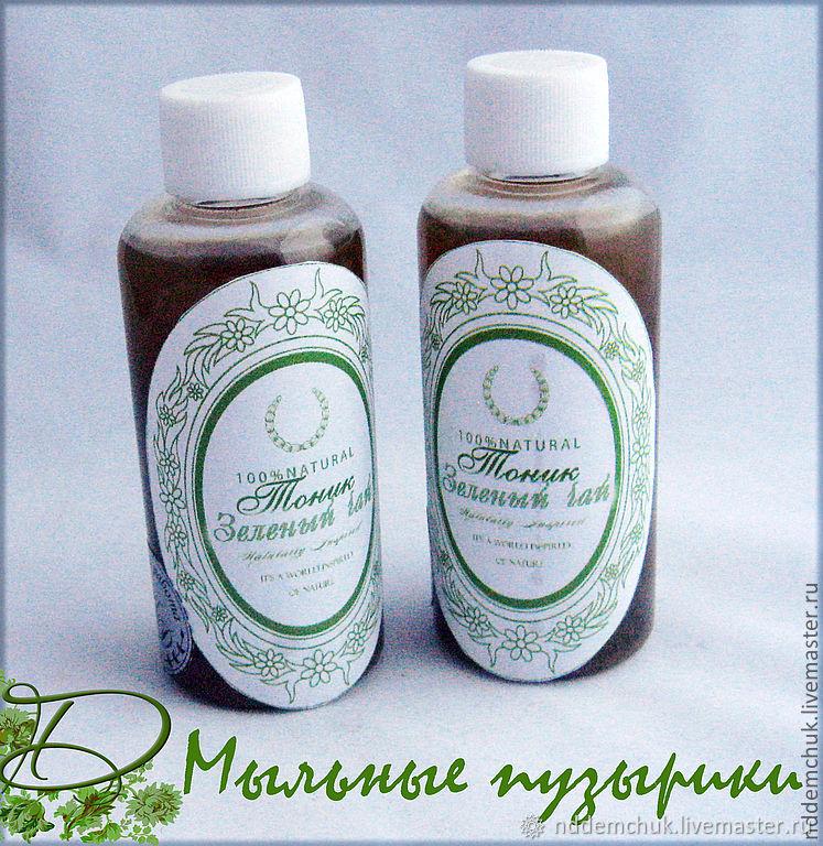 Tonic Green tea, Tonics, Moscow,  Фото №1