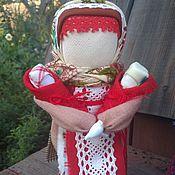 Куклы и игрушки ручной работы. Ярмарка Мастеров - ручная работа Кукла народная Мамушка ( Для купцов). Handmade.
