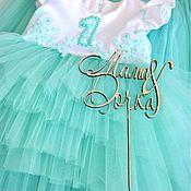 Одежда ручной работы. Ярмарка Мастеров - ручная работа Платье и юбка. Handmade.