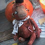 Куклы и игрушки handmade. Livemaster - original item Caleb crazy monkey. Handmade.