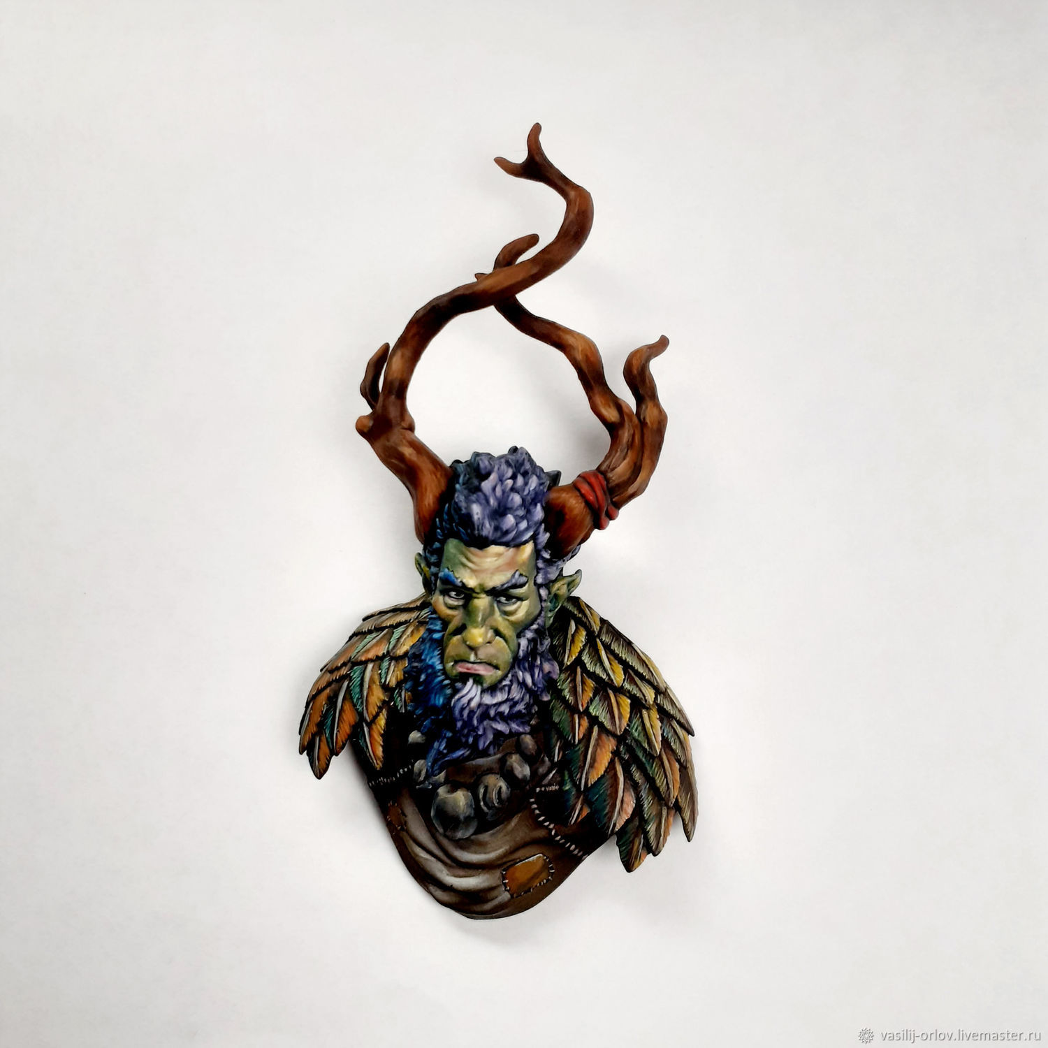 "Enor ""The Guardian of The Forest"", Miniature figurines, ,  Фото №1"
