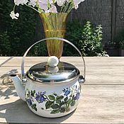 handmade. Livemaster - original item Teapot