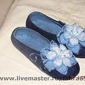 """Обувь ручной работы. Ярмарка Мастеров - ручная работа """"Южная ночь"""". Handmade."""