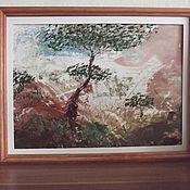 """Картины и панно ручной работы. Ярмарка Мастеров - ручная работа """"Восточная  живопись"""". Handmade."""