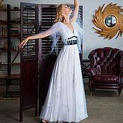 Свадебный салон ручной работы. Ярмарка Мастеров - ручная работа Свадебное платье в стиле Ампир.. Handmade.