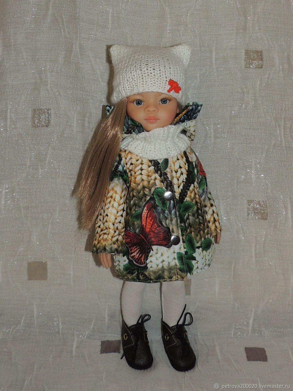 Курточка для Паола Рейна, Одежда для кукол, Санкт-Петербург,  Фото №1