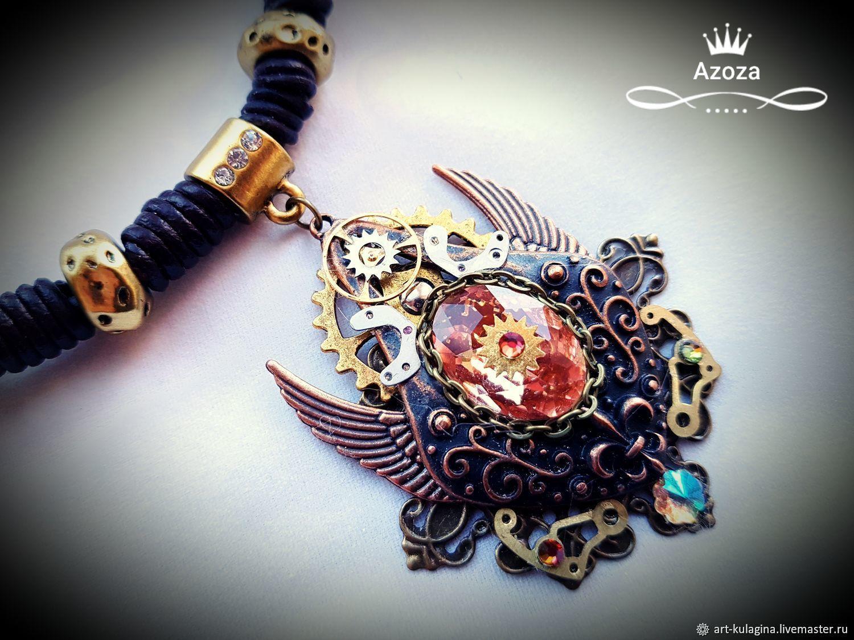 Necklace 'HIDALGO', Pendants, Moscow,  Фото №1