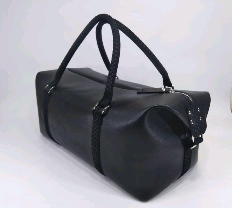 Дорожно-спортивная сумка из натуральной кожи, Спортивная сумка, Санкт-Петербург,  Фото №1