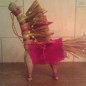 Куклы и игрушки ручной работы. Ярмарка Мастеров - ручная работа Сонце- конь. Handmade.