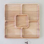 Конфетницы ручной работы. Ярмарка Мастеров - ручная работа Тарелочка для орешков. Handmade.