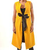 Одежда ручной работы. Ярмарка Мастеров - ручная работа Женское пальто Bright Beautiful. Handmade.