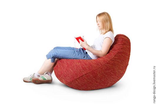 Кресло-мешок Simple Red от RANGA Performance