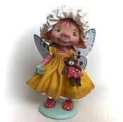 Куклы и игрушки ручной работы. Ярмарка Мастеров - ручная работа Маргарет. Handmade.