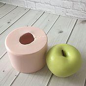 Материалы для творчества handmade. Livemaster - original item Form for soap and candles Apple (USA silicone). Handmade.
