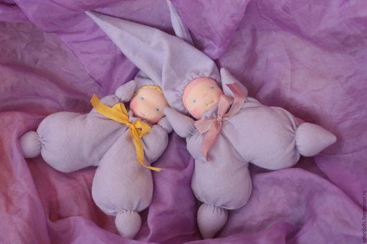 Вальдорфская кукла ручной работы. Кукла-бабочка 16  см. SolarDolls, (Julia Solarrain)