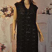 Одежда handmade. Livemaster - original item Knitted vest. Handmade.