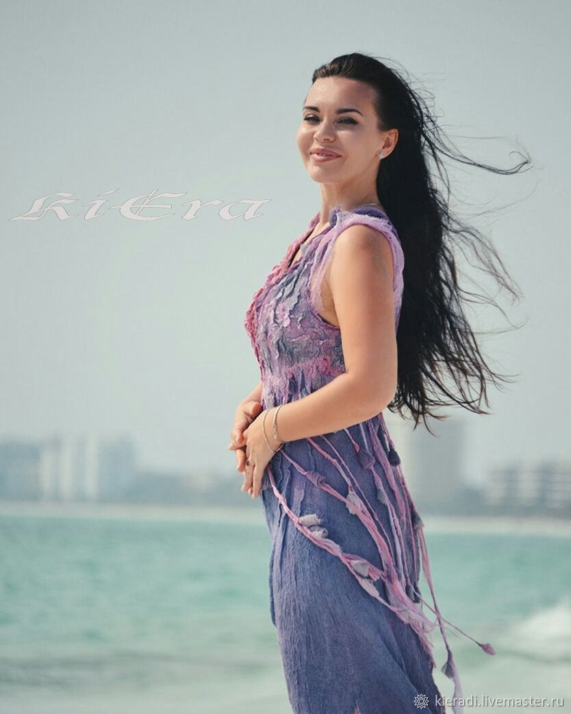 Silk dress WINDROSE, Dresses, Sarasota,  Фото №1