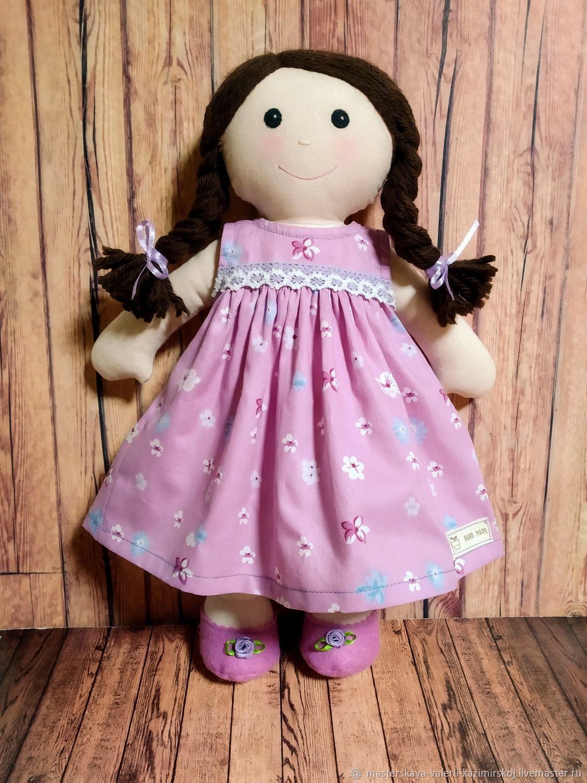 Французская текстильная кукла, Куклы и пупсы, Екатеринбург,  Фото №1