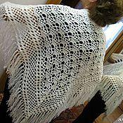Одежда ручной работы. Ярмарка Мастеров - ручная работа Шаль. Handmade.