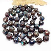 Necklace handmade. Livemaster - original item Long beads Sarinic 70 cm. Handmade.
