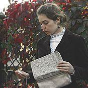 "Одежда ручной работы. Ярмарка Мастеров - ручная работа Блузка эдвардианская ""Gibson girl"". Handmade."