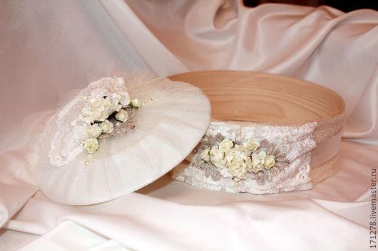 Свадебные аксессуары ручной работы. Ярмарка Мастеров - ручная работа. Купить Сито свадебное. Handmade. Кремовый, свадебные аксессуары, сито