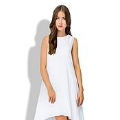 """Одежда ручной работы. Ярмарка Мастеров - ручная работа Платье """"Рure Сotton Dress"""". Handmade."""