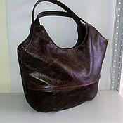 Сумки и аксессуары handmade. Livemaster - original item Leather bag 164. Handmade.