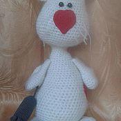 Куклы и игрушки ручной работы. Ярмарка Мастеров - ручная работа кот обормот. Handmade.