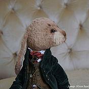 Куклы и игрушки ручной работы. Ярмарка Мастеров - ручная работа Кролик Том. Handmade.