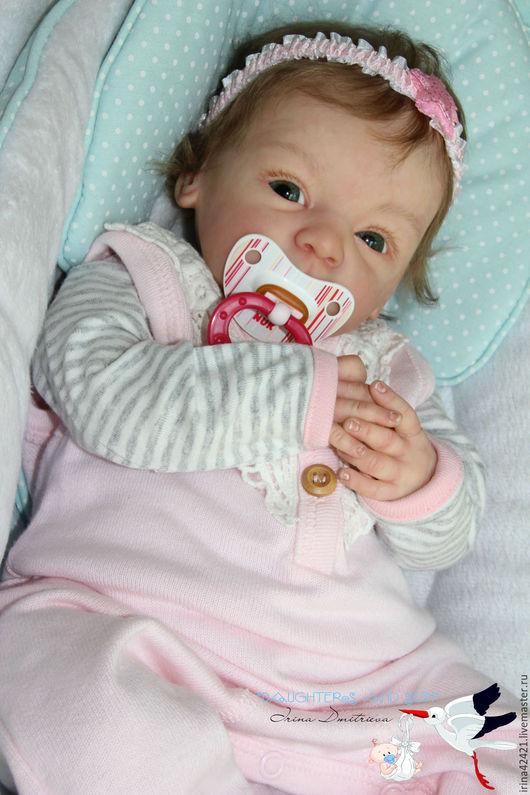 Куклы-младенцы и reborn ручной работы. Ярмарка Мастеров - ручная работа. Купить Кукла реборн Линдея.. Handmade. кукла для девочки